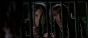 Tom and Huck sneak into the graveyard to cure warts, only to be observers to the murder of Doc Robbins
