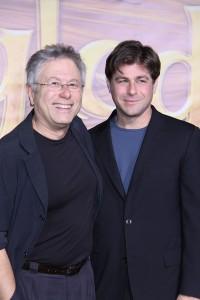 Alan Menken and Glenn Slater