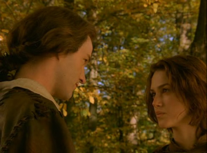 After Gwyn confesses Froederick's lie to Philip, the two share their first, and only, kiss of the film