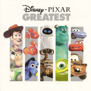 Disney Pixar Greatest