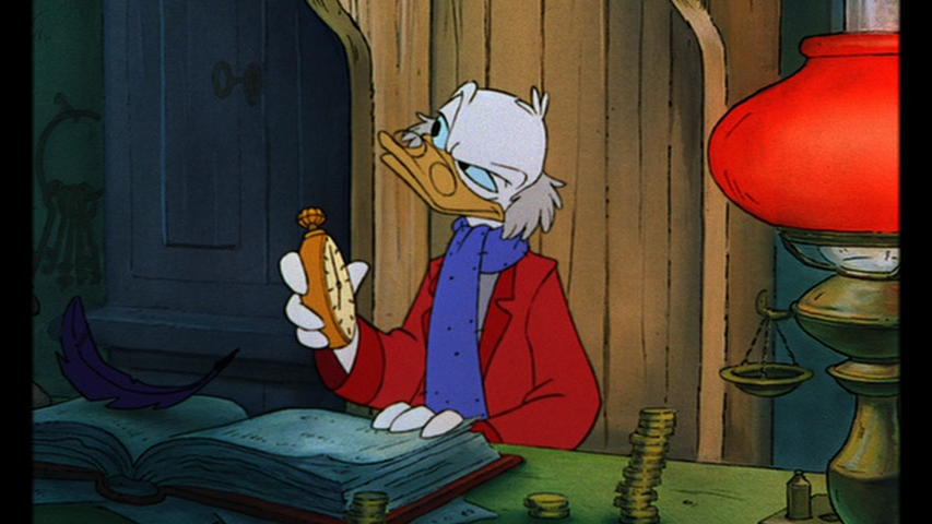 Scrooge Mcduck Christmas.December 16 Disneydetail