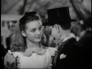 Kathryn meets Charlie McCarthy, who is quite taken with the girl at first sight