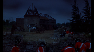 Ransley arrives at the Oast house, unaware of the troops waiting to arrest him