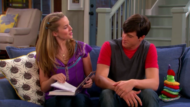 are teddy and spencer dating in real life A page for describing characters: good luck charlie the duncan family (in order of billing):teddy duncana 15-year old high school sophomore and, until the.