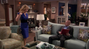 Joe tries to convince Mel to give him the job of taking care of her niece and nephew