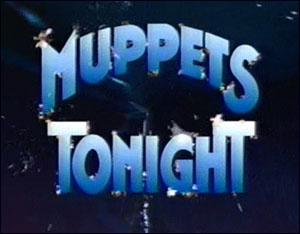 MuppetsTonight