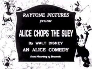 Alice Chops the Suey
