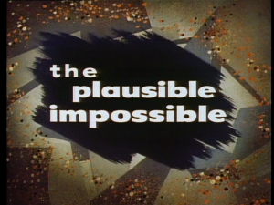 The Plausible Impossible (1956)