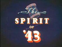 Spirit of 43