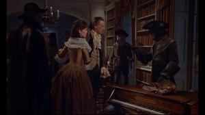 Kate and Thomas are captured by the Scarecrow's men
