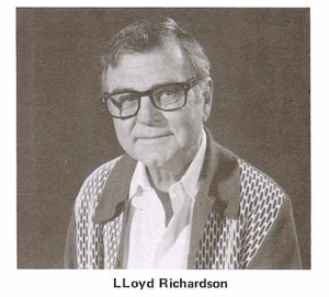 Lloyd Richardson