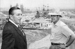 Walt and Bill Martin
